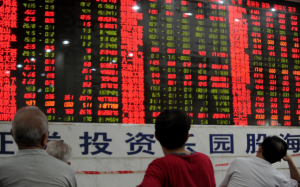 An alternative explanation for the Chinese Stock Market crash