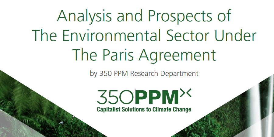 Updated introduction to the low carbon economy and 350 PPM