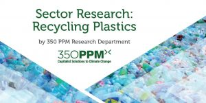 Sector Research – Recycling Plastics