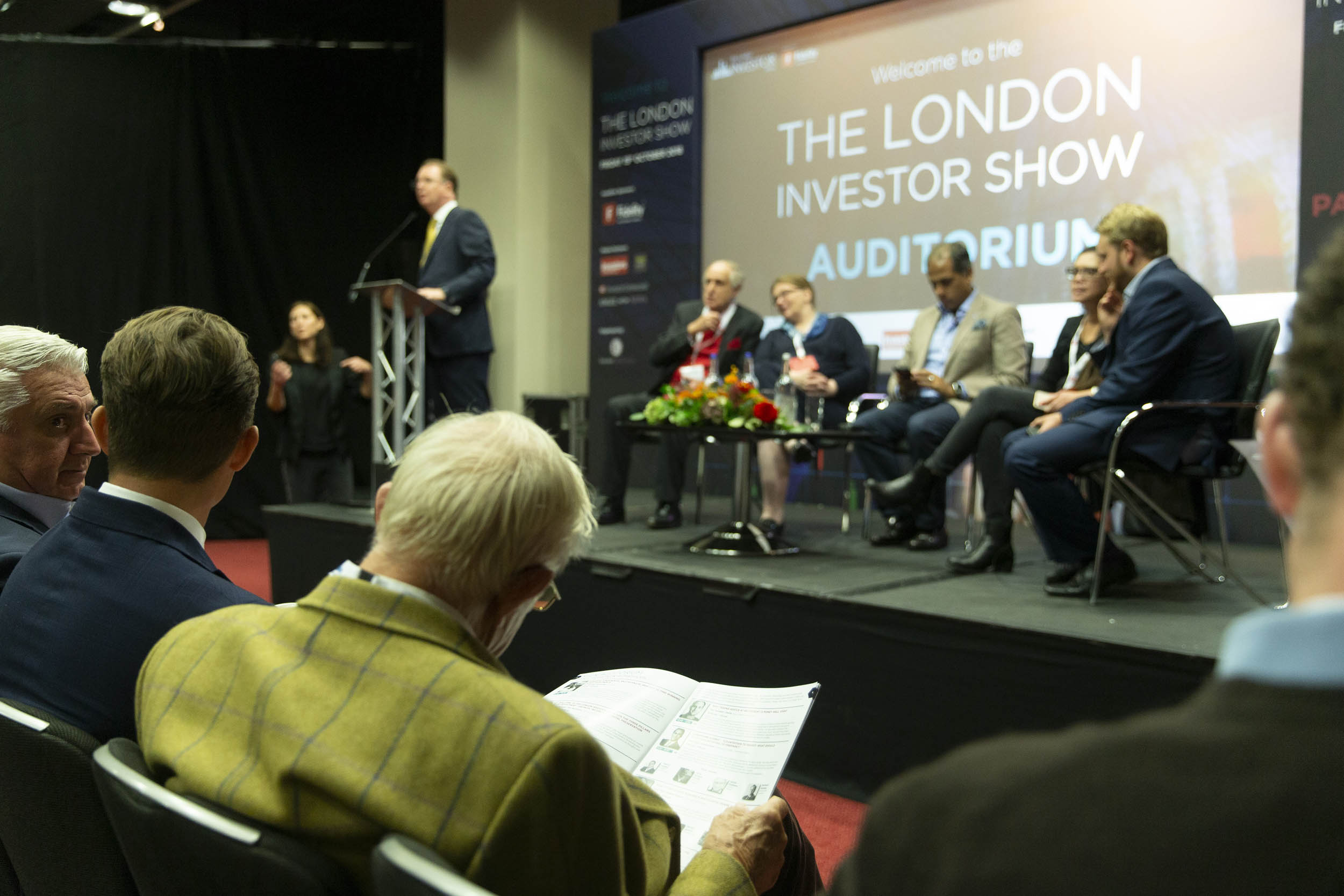 London Investor Show and Introduction to Plastic Green Power